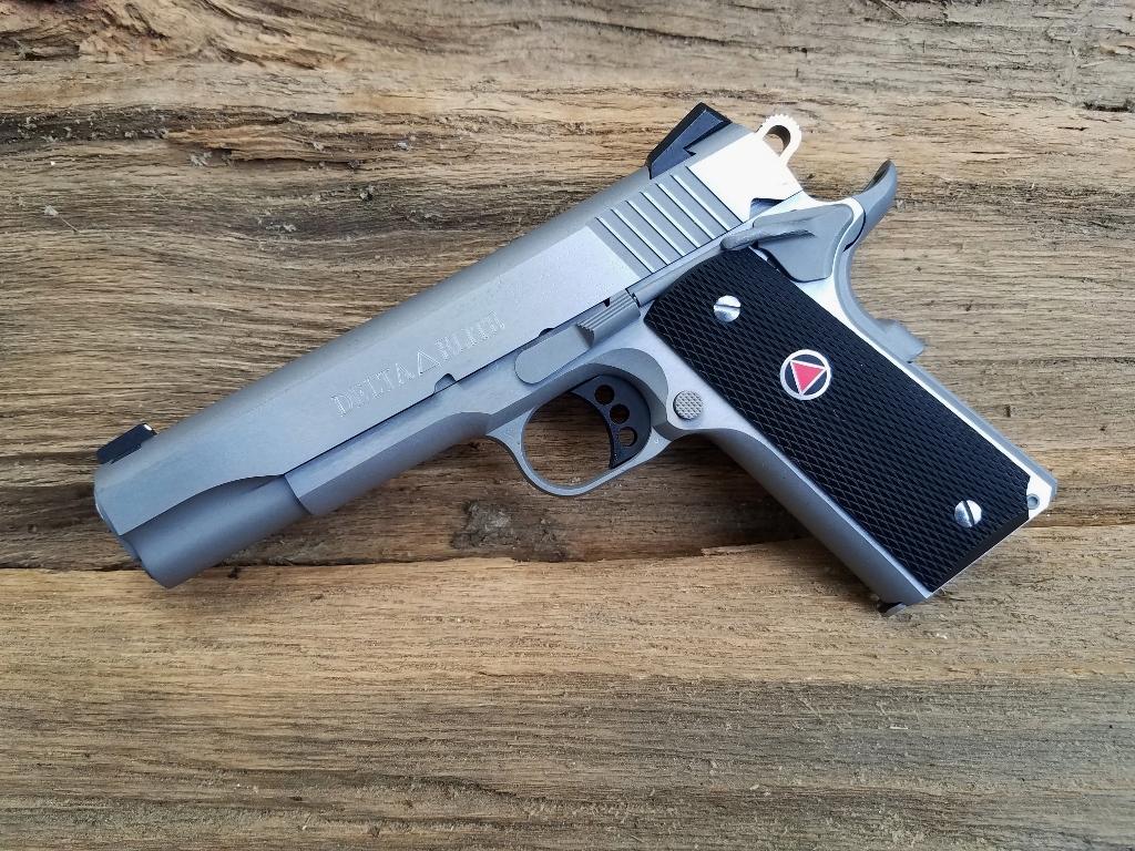 Colt Delta Elite 10mm | Single-Actions